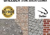 Shelber Sealer & Cleaner